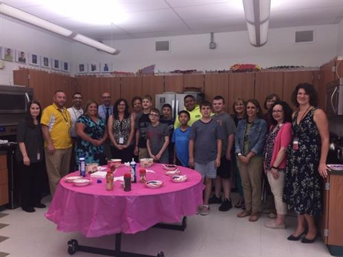 RMS Ice Cream Social
